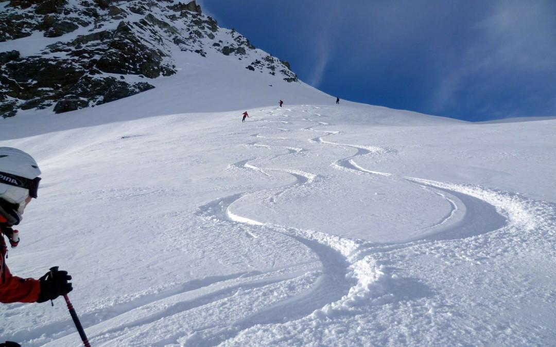 Skitouren- und Tiefschneekurs Silvretta