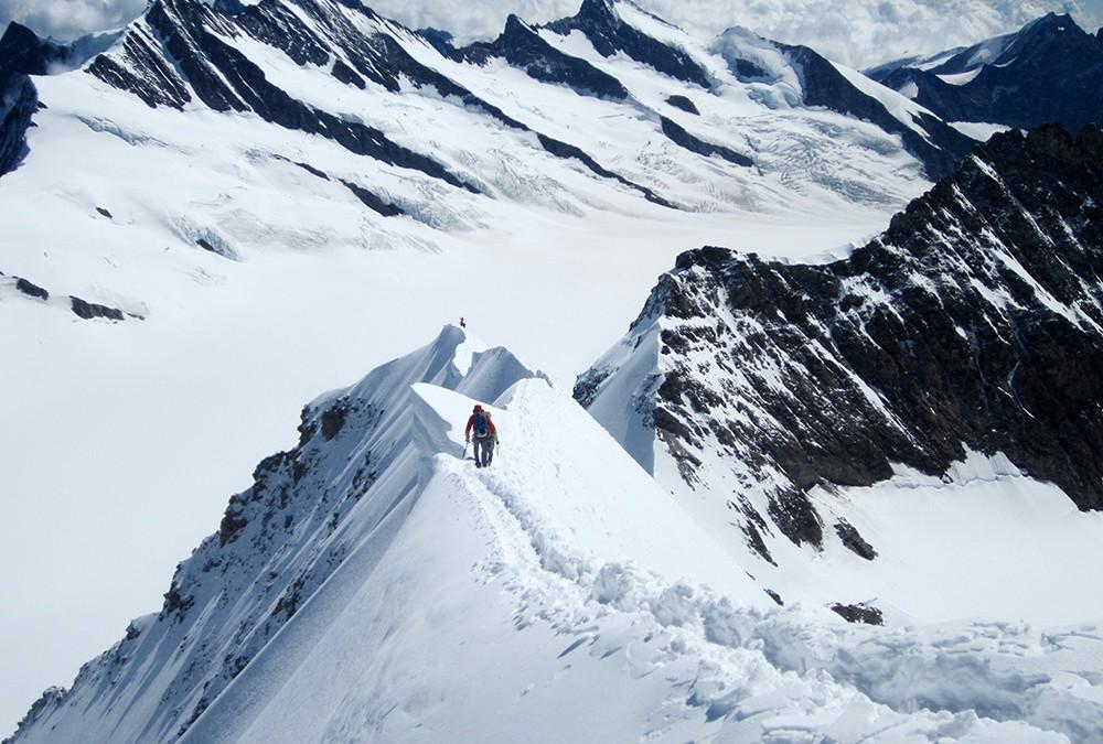 Berner Oberland anspruchsvoll