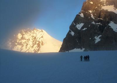 Skitour Saas Fee (CH) 04. – 09.04.2021
